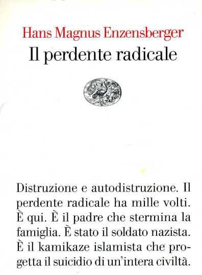 ENZENBERGER PERDENTE RADICALE1920