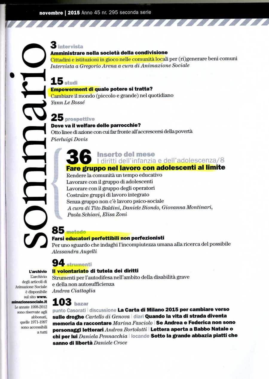ANIMAZIONE SOC2674