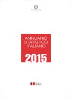 copertina Annuario Statistico Italiano 2015