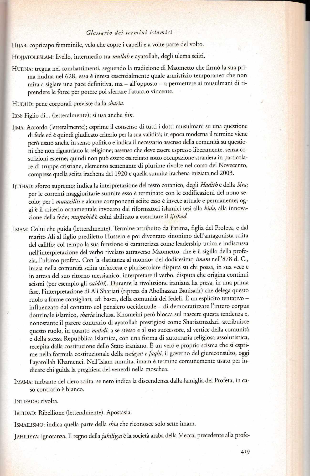 PANELLA libro nero regimi islamici2358