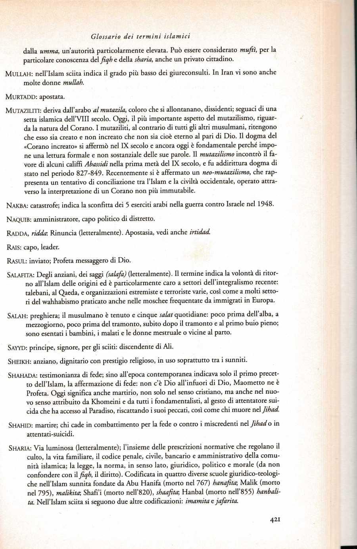 PANELLA libro nero regimi islamici2360