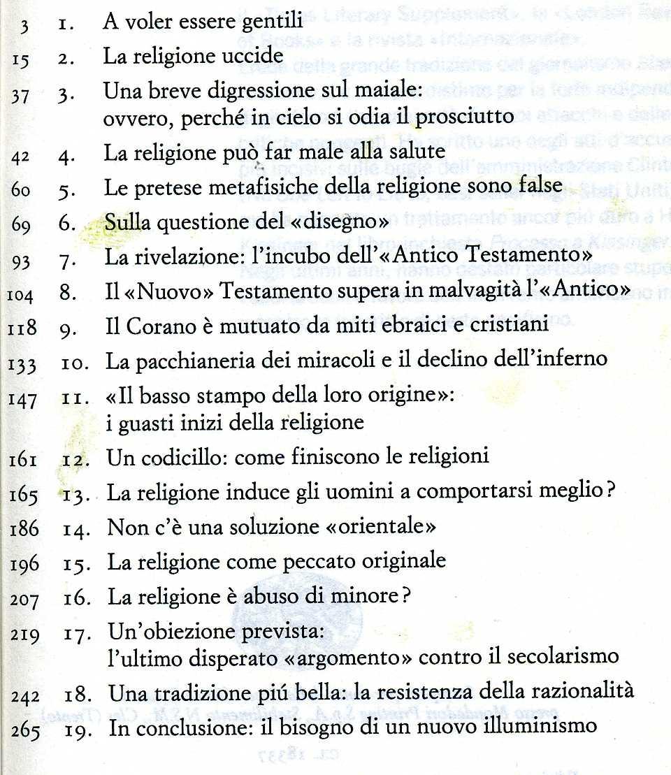LIBRI - INDICI3421