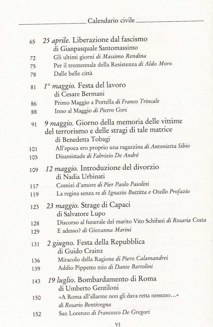 CALENDARIO CIVILE364