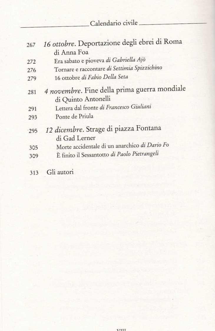 CALENDARIO CIVILE366