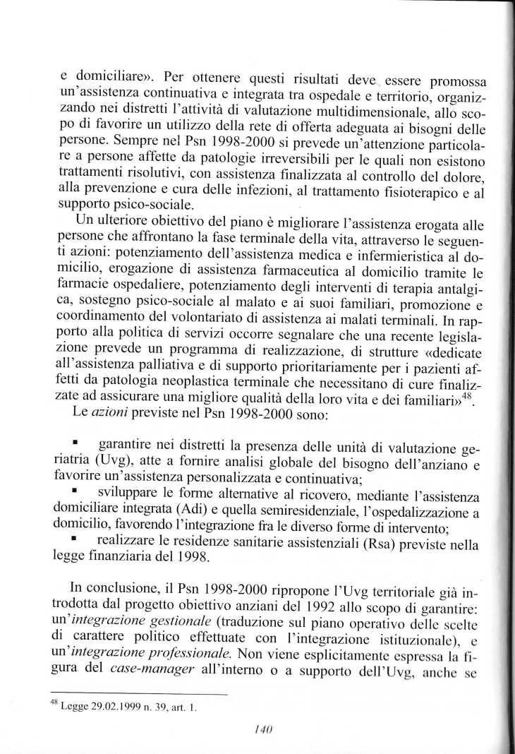 anziani politiche servizi 2005 ferrario paolo1323