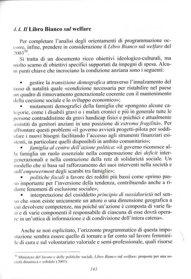 anziani politiche servizi 2005 ferrario paolo1326