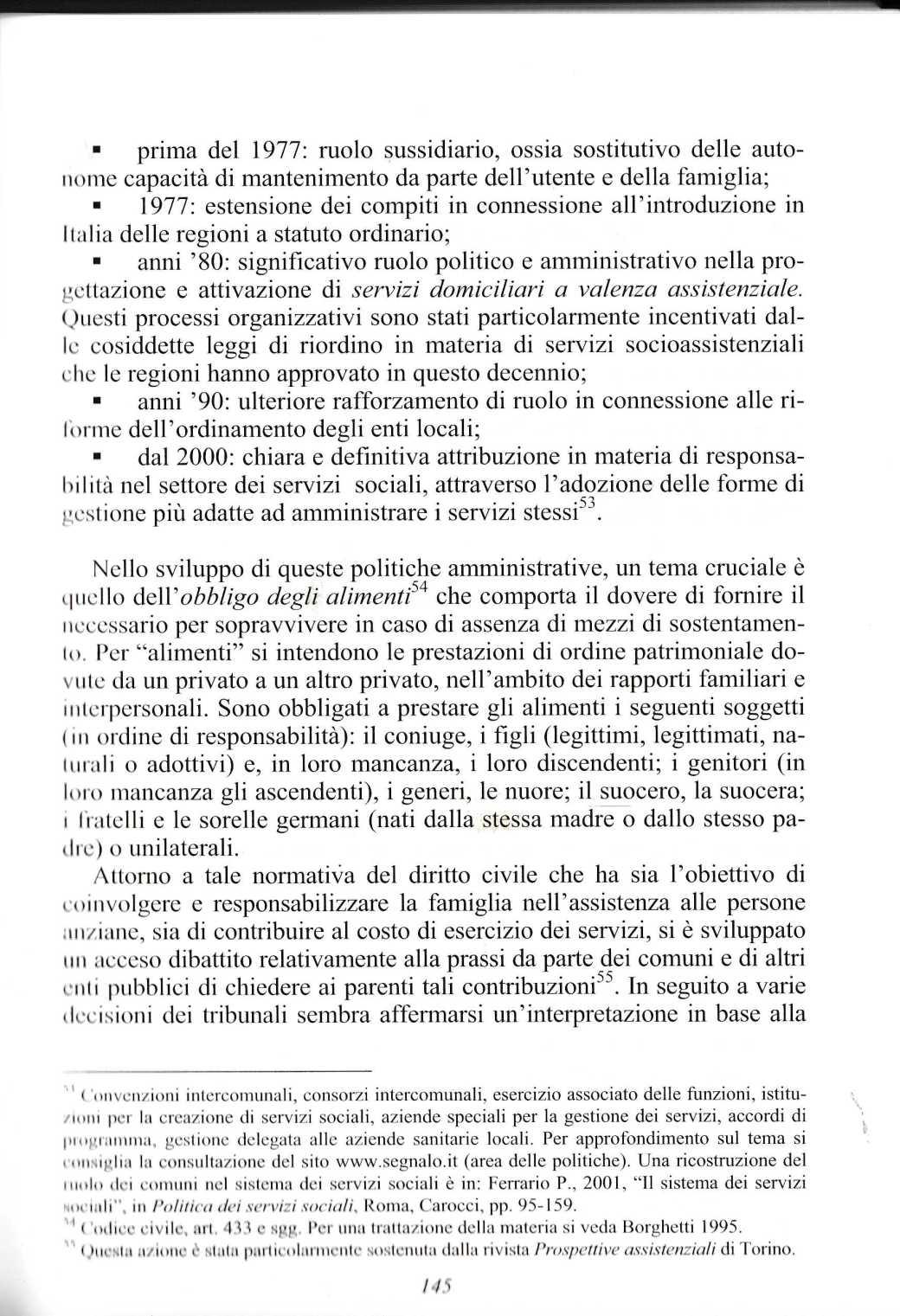 anziani politiche servizi 2005 ferrario paolo1328