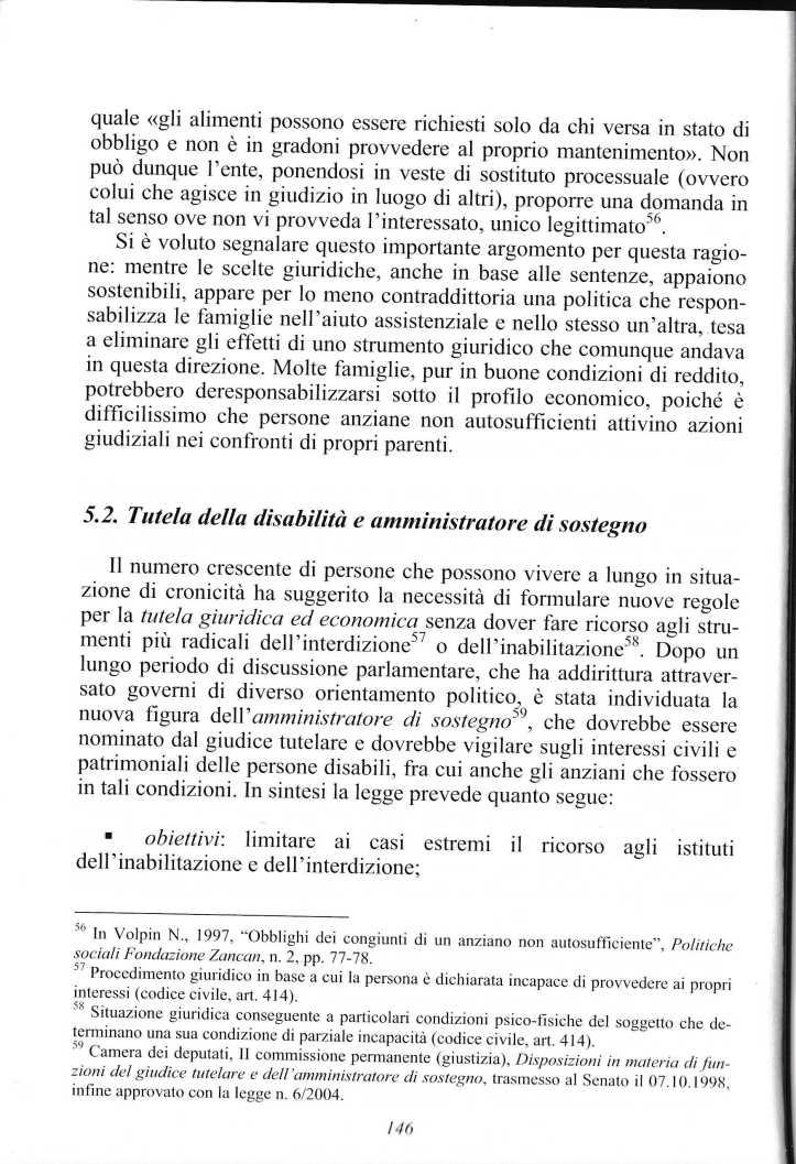 anziani politiche servizi 2005 ferrario paolo1329