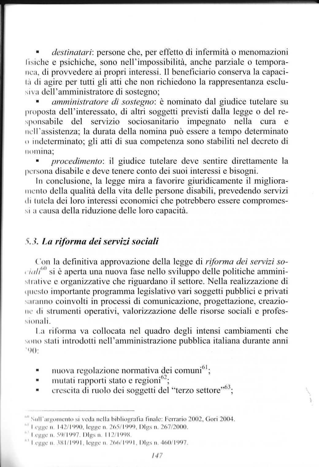 anziani politiche servizi 2005 ferrario paolo1330