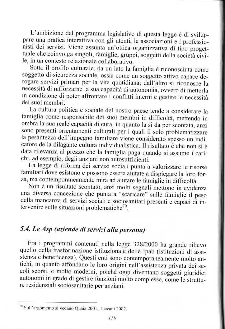 anziani politiche servizi 2005 ferrario paolo1333