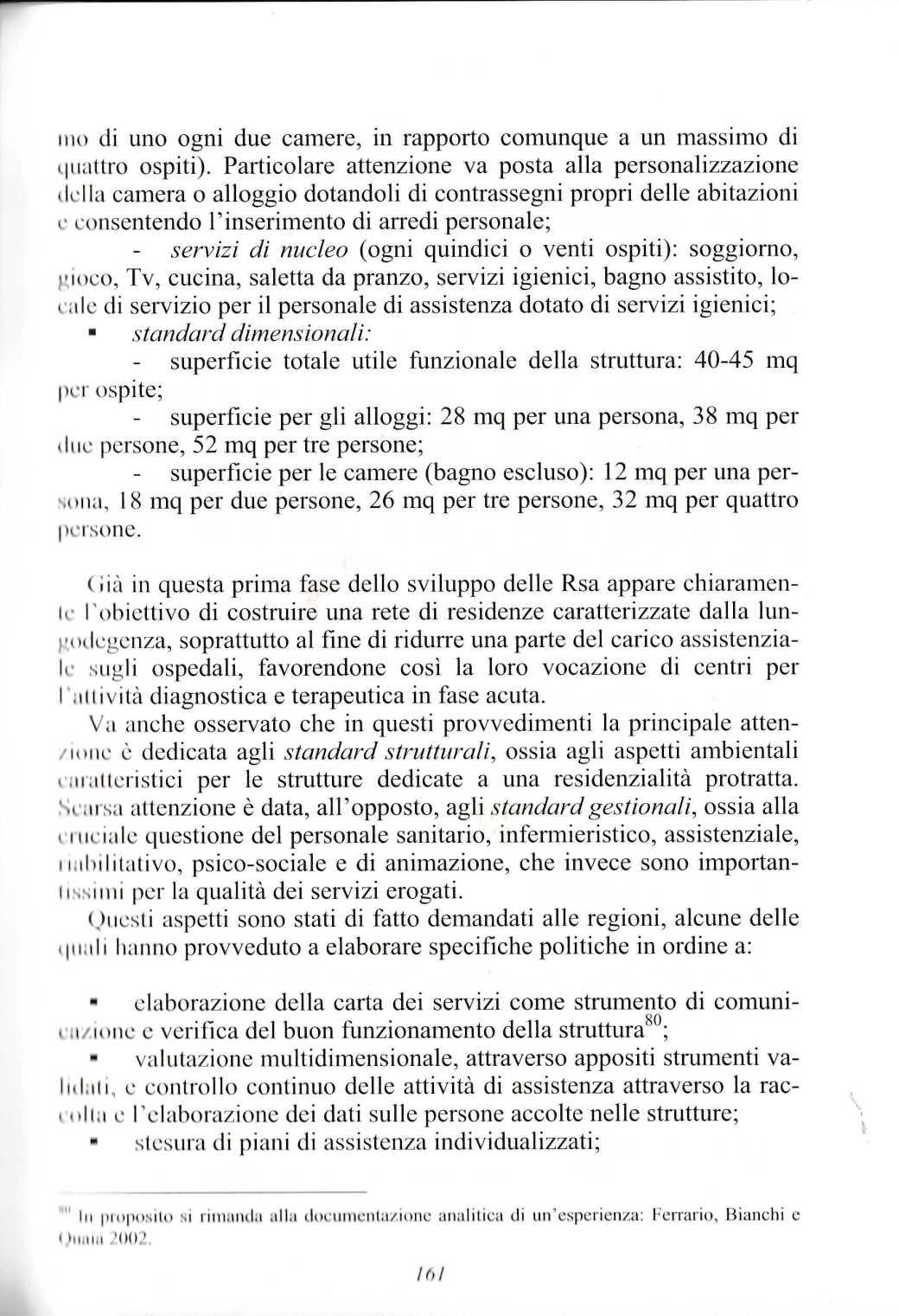 anziani politiche servizi 2005 ferrario paolo1344