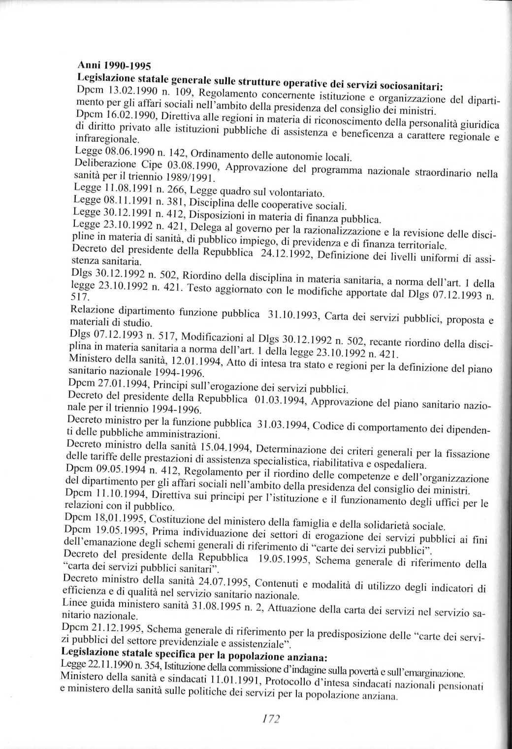 anziani politiche servizi 2005 ferrario paolo1355