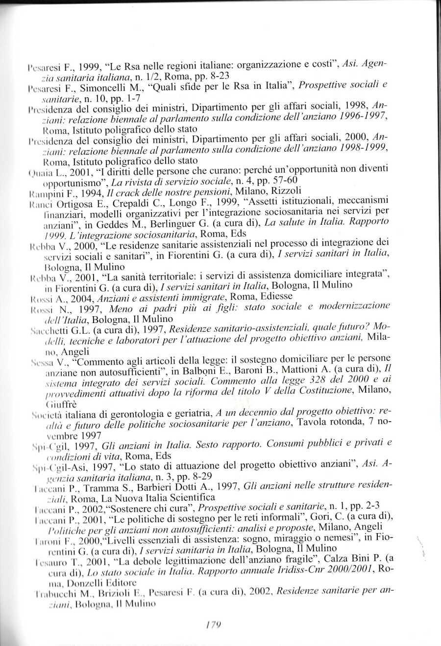 anziani politiche servizi 2005 ferrario paolo1362