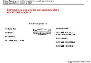 POLITICHE SOCIALI e concetto SERVIZIO 2017 -p02