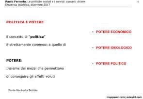 POLITICHE SOCIALI e concetto SERVIZIO 2017 -p13
