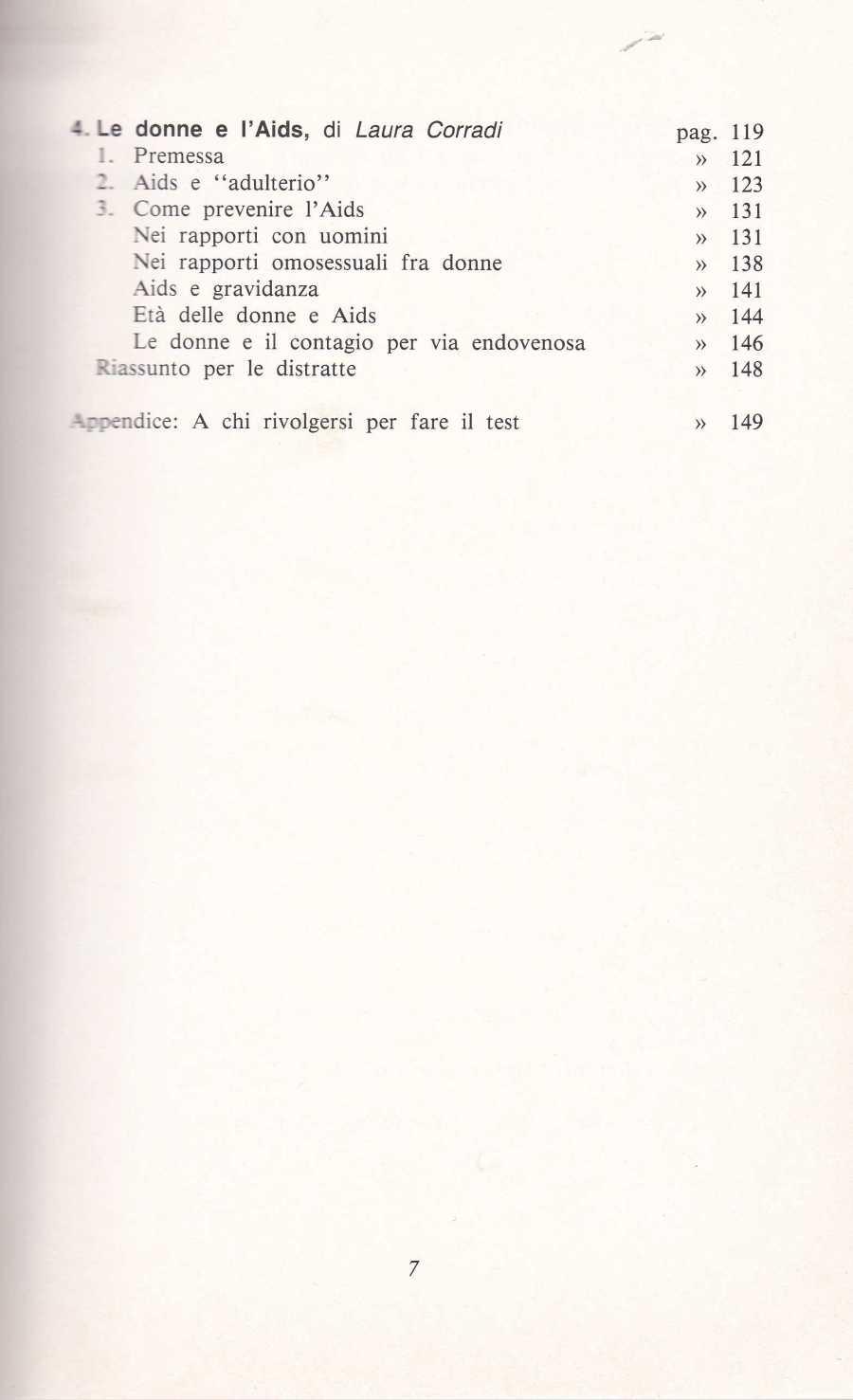 STELLA CORRADI AIDS1973