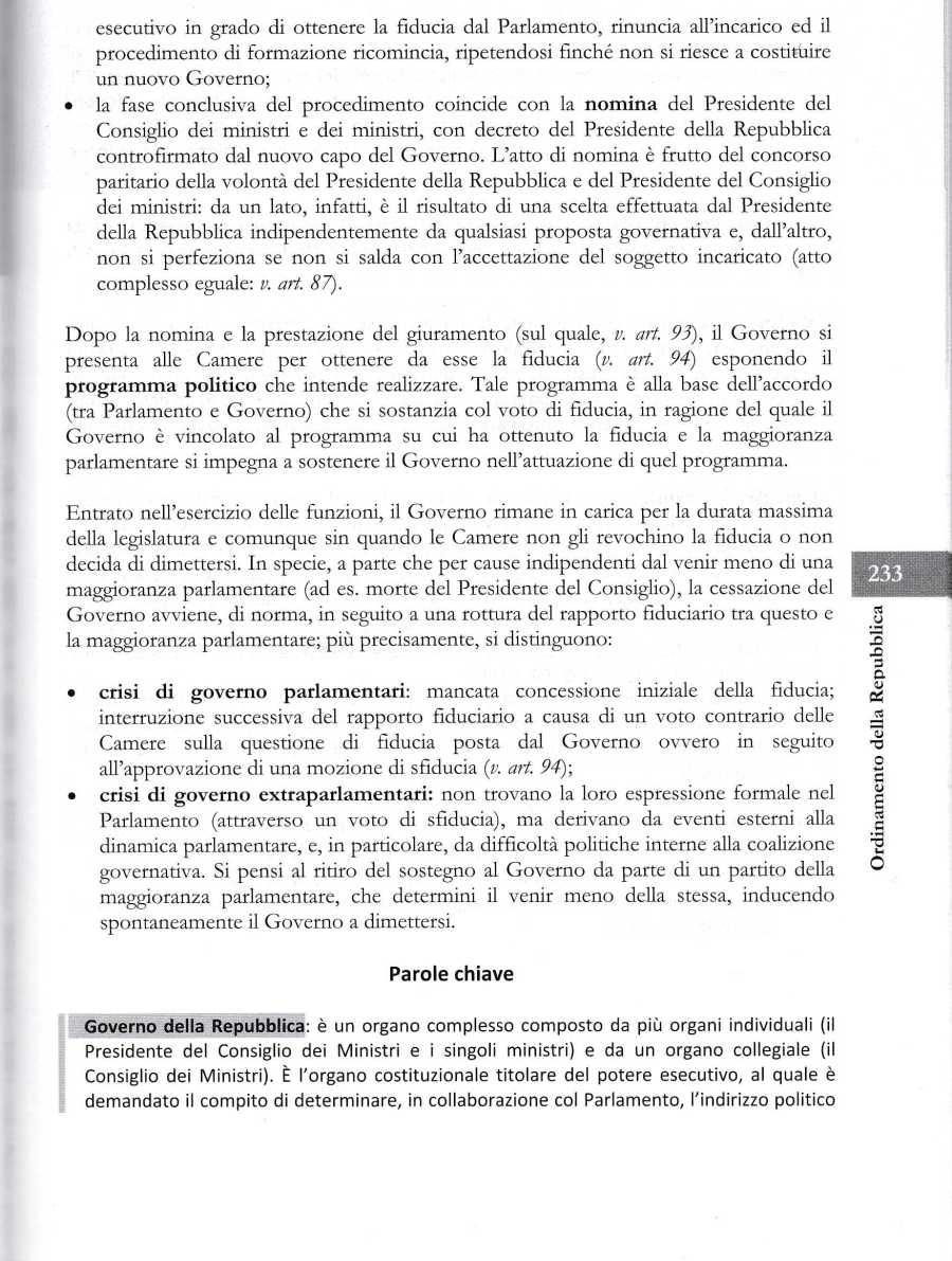COSTITUZIONE ARTICOLO 922069