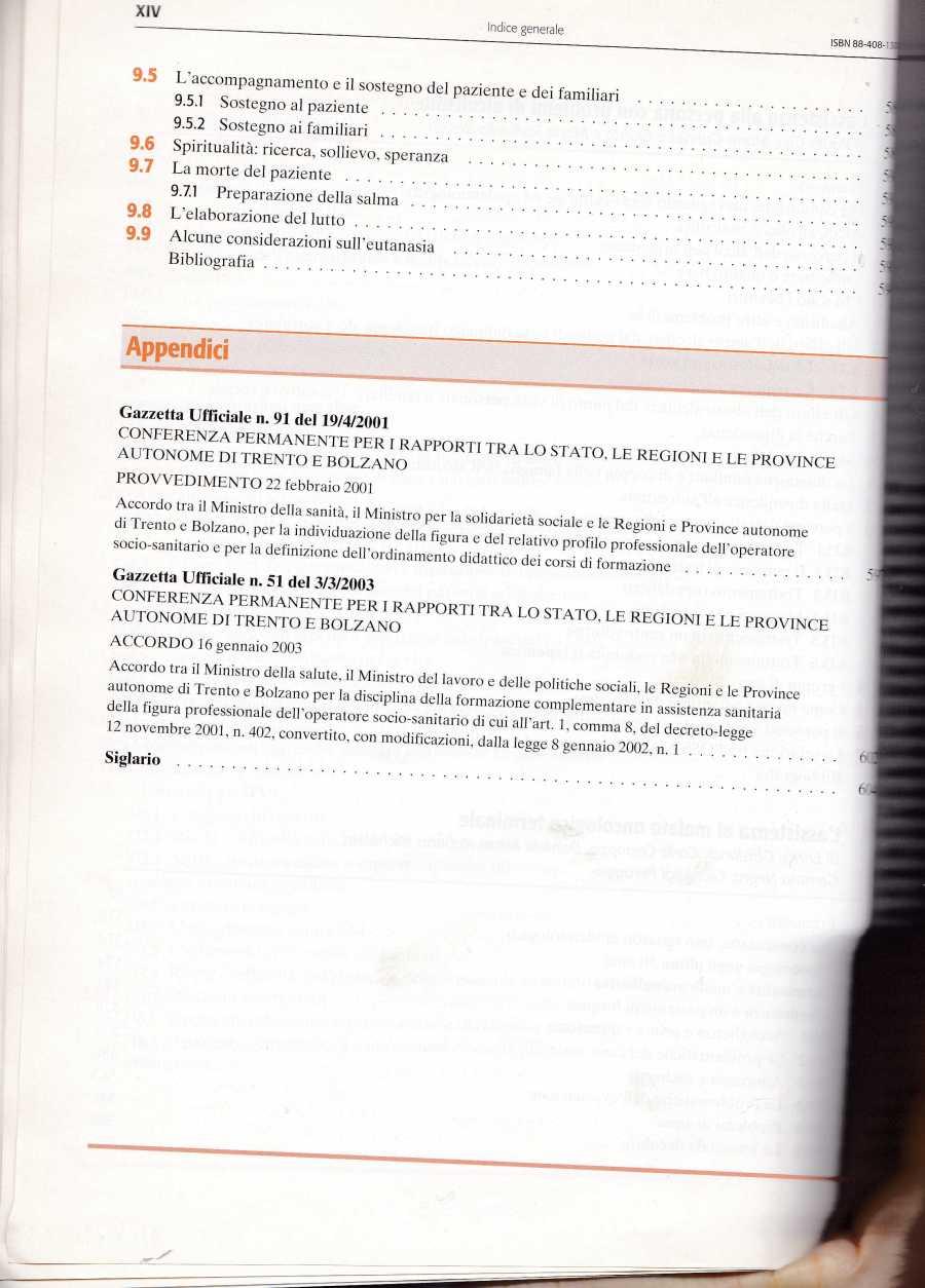 LONGONI PRENDERSI CURA2118