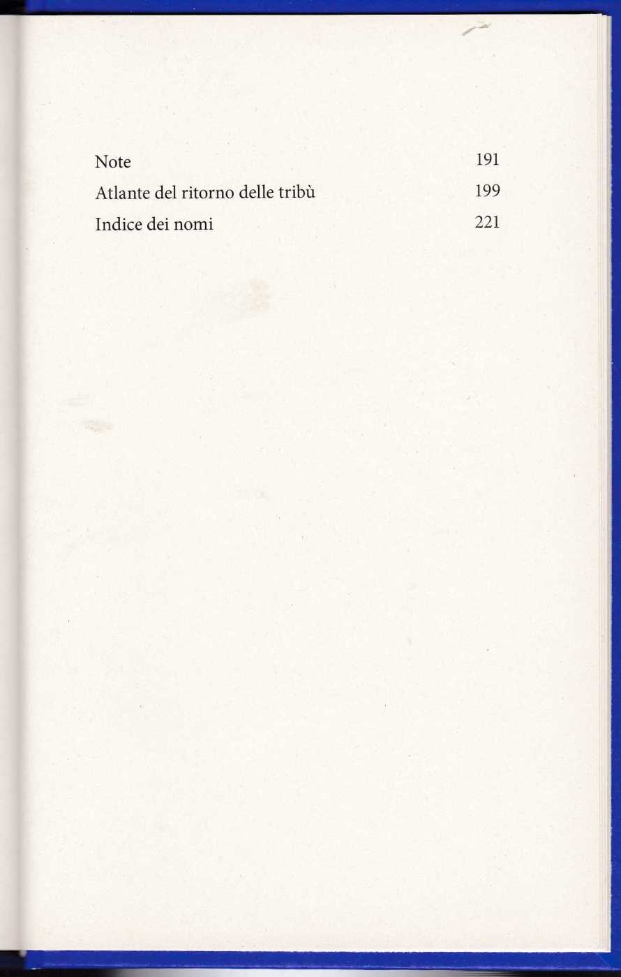 MOLINARI RITORNO TRIBU2178