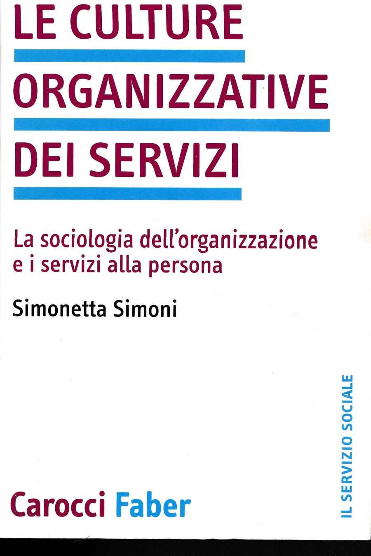 SIMONI CULTURE ORGANIZZATIVE SERVIZI2165