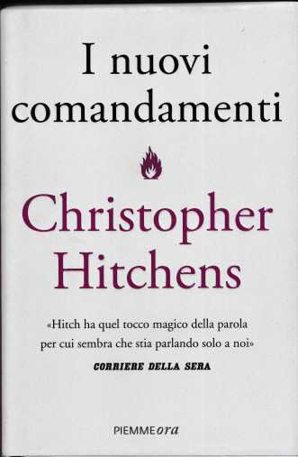 HITCHENS COMANDAMENTI2521