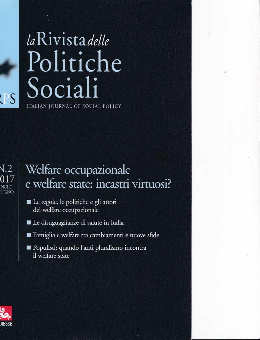 RIVISTA POLITICHE SOCIALI 2 172299