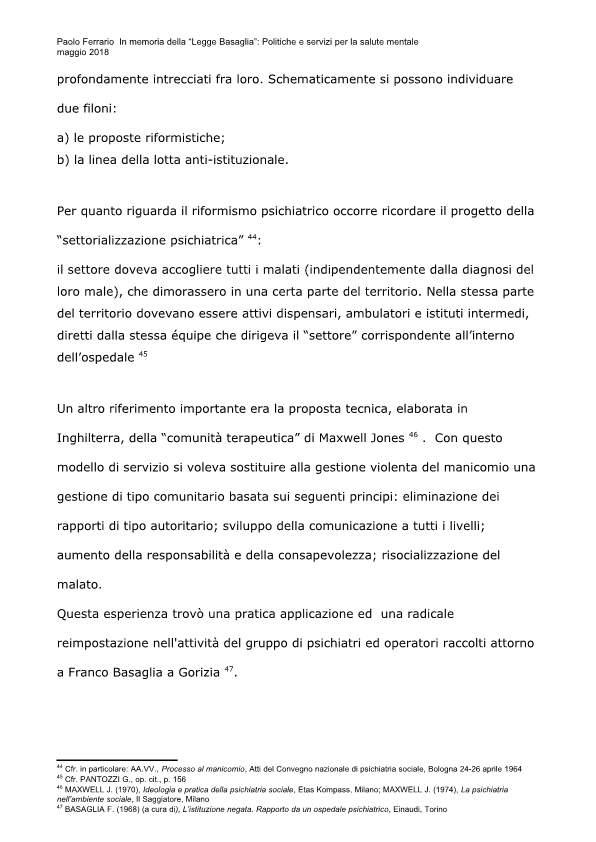 legge basaglia PFerarrio 2001-p21