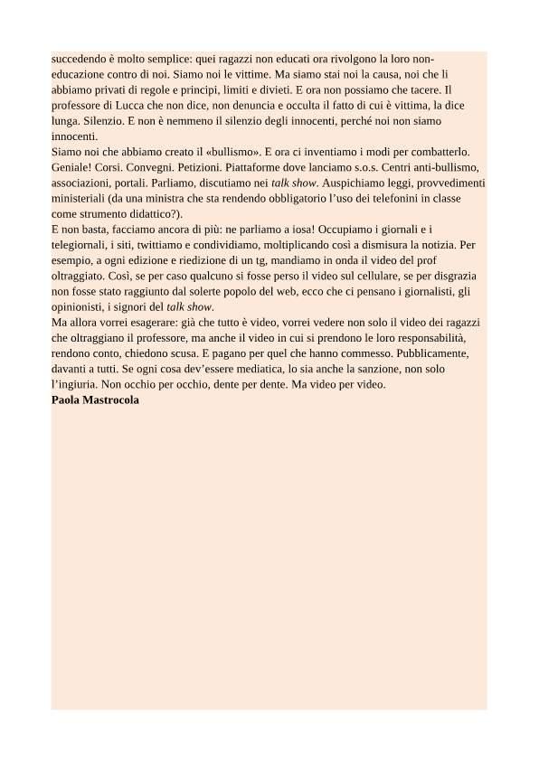 MASTROCOLA, METTIAMOLI IN CASTIGO-p5