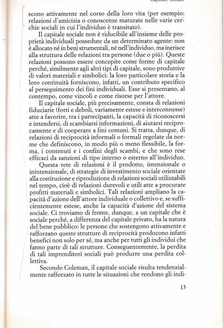 CAPITALE SOC3209