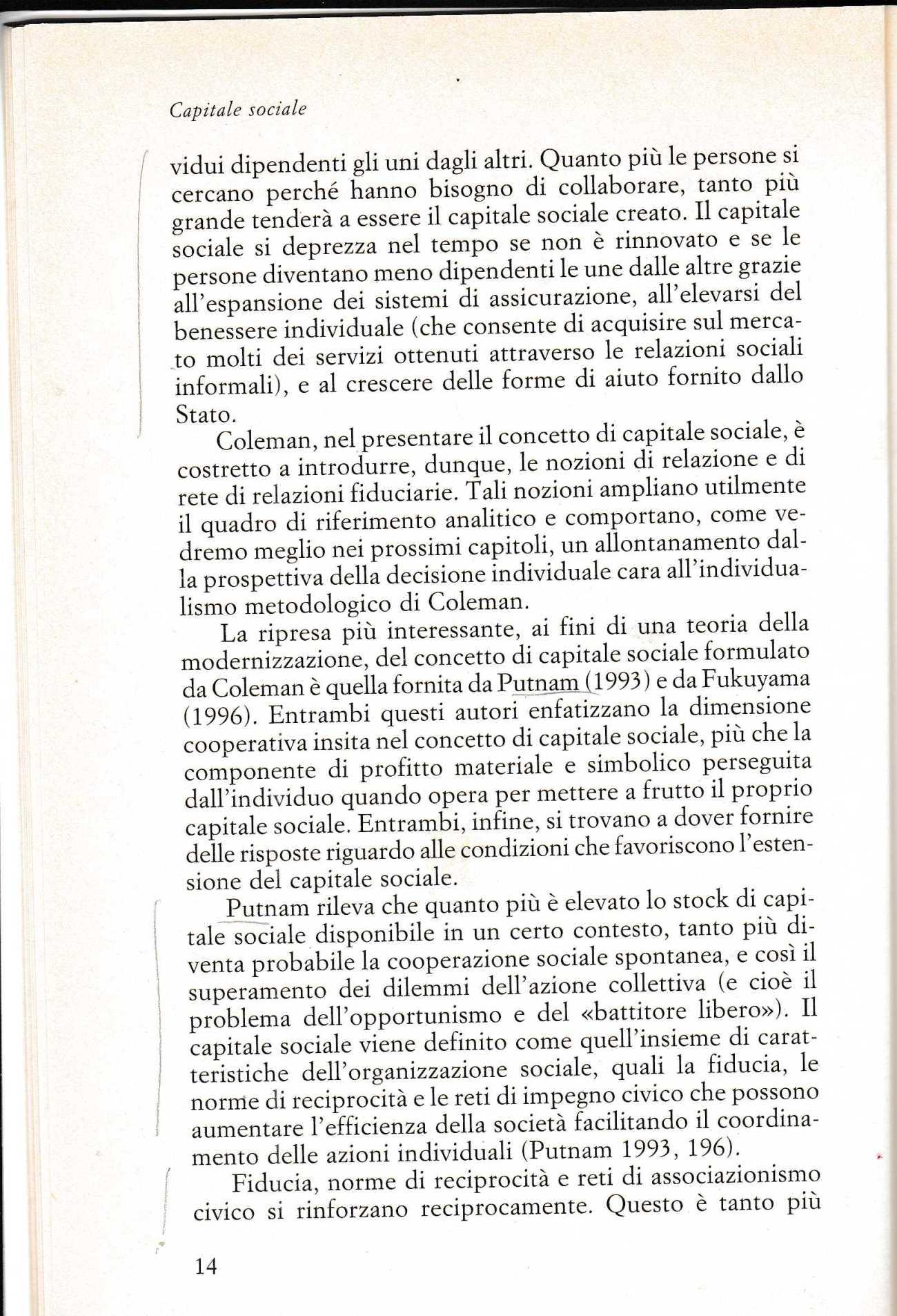 CAPITALE SOC3210