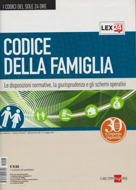 codice famigòlia412
