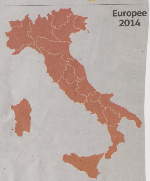 map euro1751